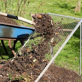Gartengroßgeräte, Kompostsiebe