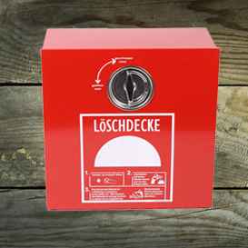 Löschdecken