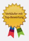 Verkäufer mit Top-Bewertungen Logo