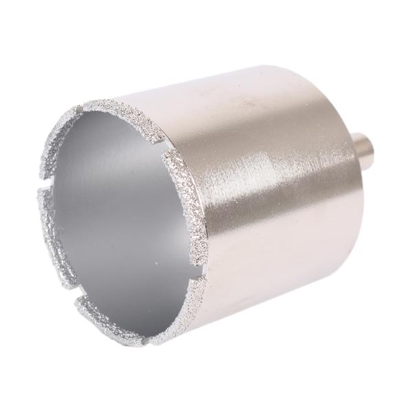 Diamant Lochsäge für härteste Fliesen von 18 mm 83 mm
