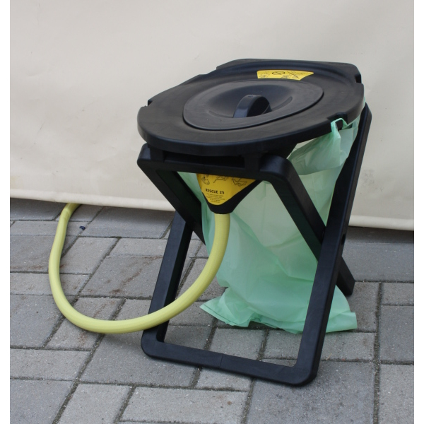 separett trocken trenn toilette rescue camping 25 mobile. Black Bedroom Furniture Sets. Home Design Ideas
