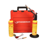 Rothenberger SUPERFIRE 4 HOT BOX im Koffer