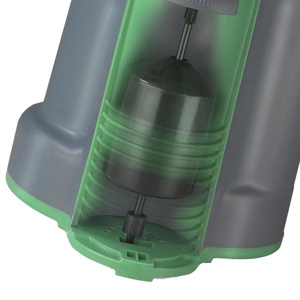 10980 l//h Entwässerungspumpe Schmutzwasser-Pumpe Tauchpumpe Flow Pro 550 CW