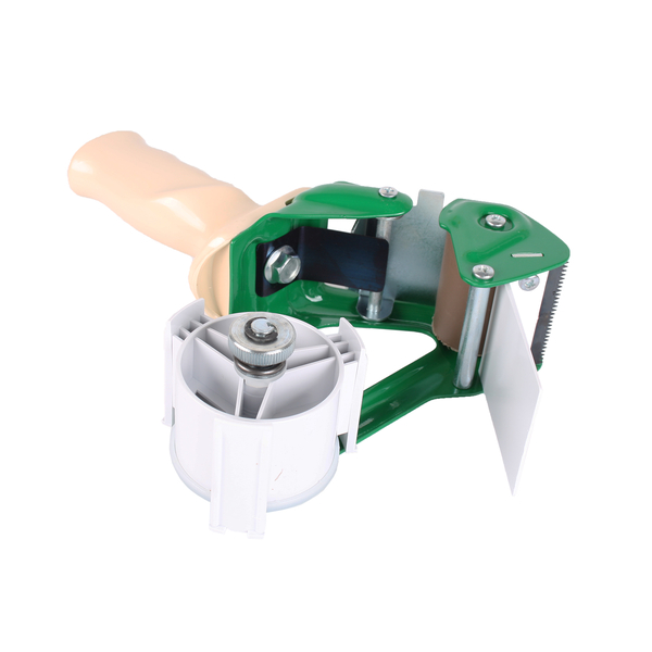 klebeband handabroller mit komfortgriff f r 50 mm rollenbreite. Black Bedroom Furniture Sets. Home Design Ideas