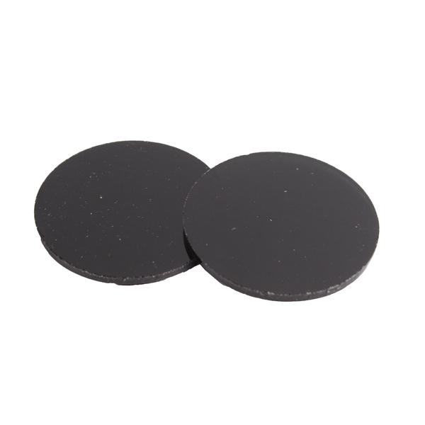 Schweißerschutzglas Athermal Ersatzgläser DIN 5 rund 50 mm 2 Stück für Autogen