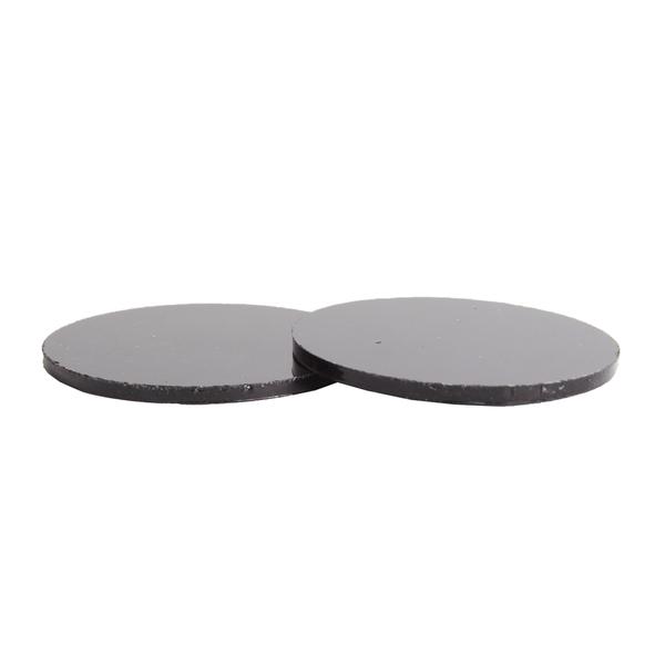 Schweißerschutzglas Athermal Ersatzgläser DIN 4 rund 50 mm 2 Stück