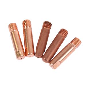 Stromdüsen Kontaktröhrchen M6 1 mm 5 Stück