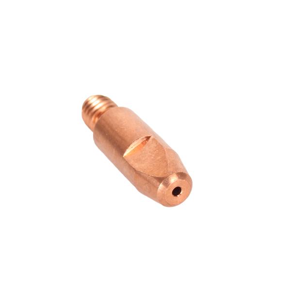 Stromdüsen Kontaktröhrchen M6 0,8 mm 5 Stück für Brenner 250