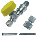 Abgasrohr HM für Außenwandheizgerät /> 700mm Wandstärke in 3 Größen erhältlich