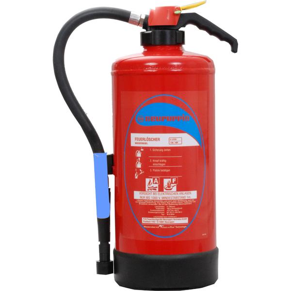 Dauerdrucktechnik NEU F 2 L Fettbrandfeuerlöscher