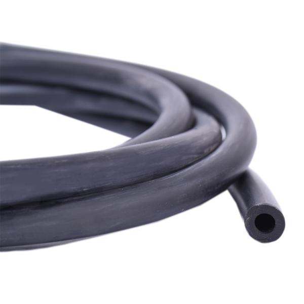 Benzinleitung Gummi 4,5 mm Innen 8,5 mm Außendurchmesser schwarz 1 m